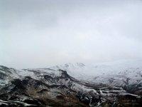 Reykjadalur seen from Hellisheidi
