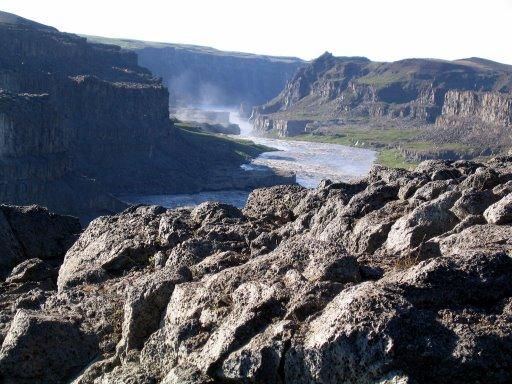 Jökulsárglúfur - Jokulsa Canyon