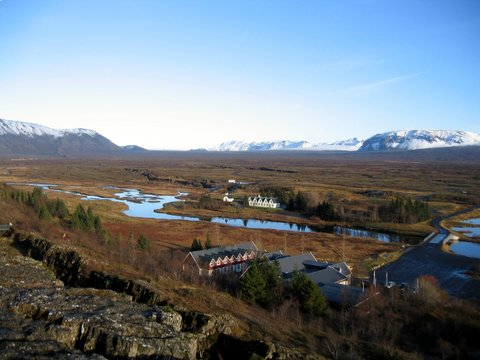 Thingvellir, a National Park