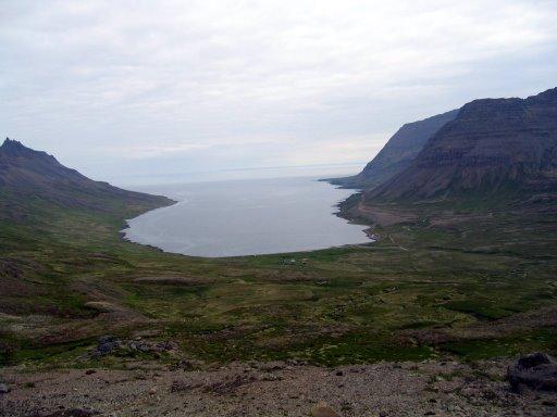 Bjarnarfjörður or Bearfjord