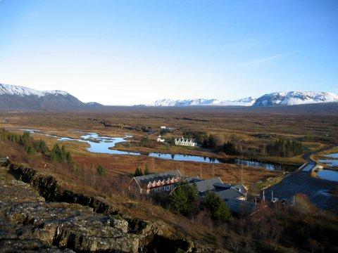 Thingvellir, a National Park